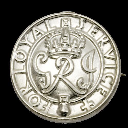 Kings Badge World War 2