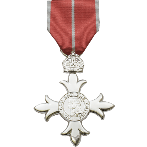 Member of the British Empire MBE Military
