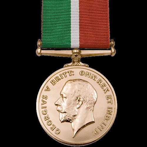 Mercantile Marine War Medal