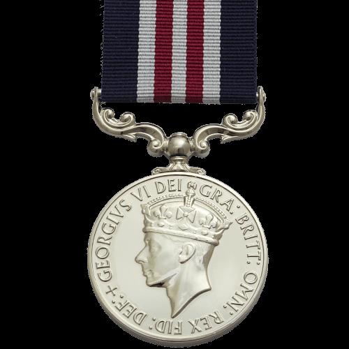 Military Medal MM GVI