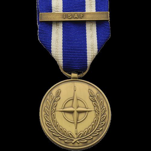 NATO ISAF Medal