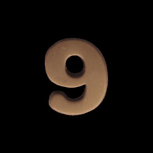 NATO Numeral 9
