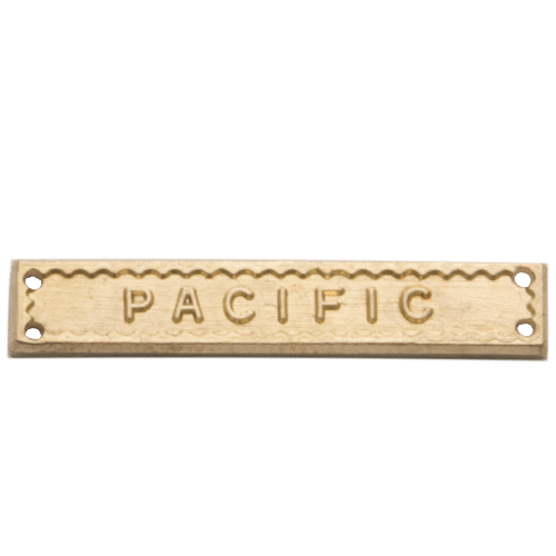 Pacific Clasp World War 2