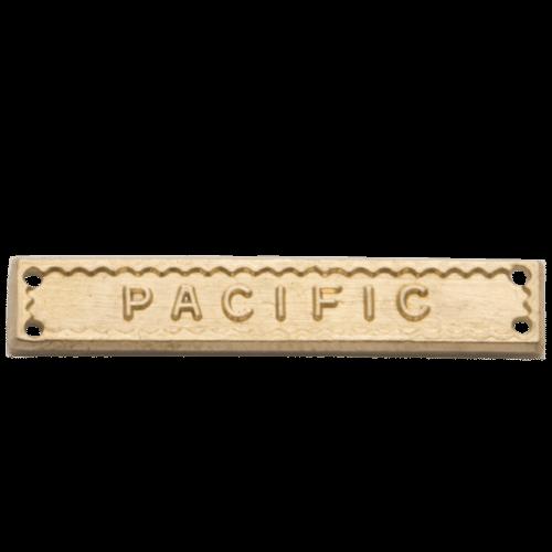 Pacific Clasp World War 2