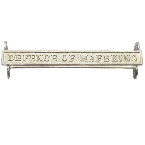 Queens South Africa QSA Clasp DEFENCE OF MAFEKING