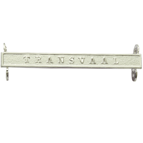 Queens South Africa QSA Clasp TRANSVAAL