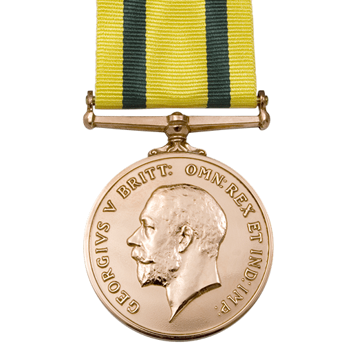 Territorial force War Medal