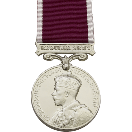 Army Long Service And Good Conduct LSGC Medal GV
