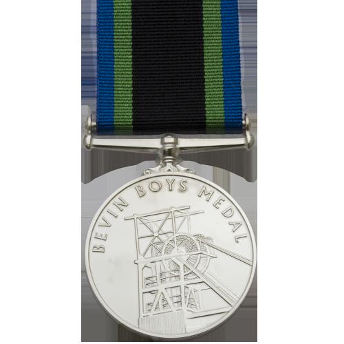 Bevin Boys Commemorative Medal