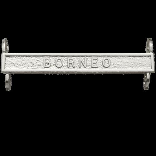 Borneo Clasp General Service Medal