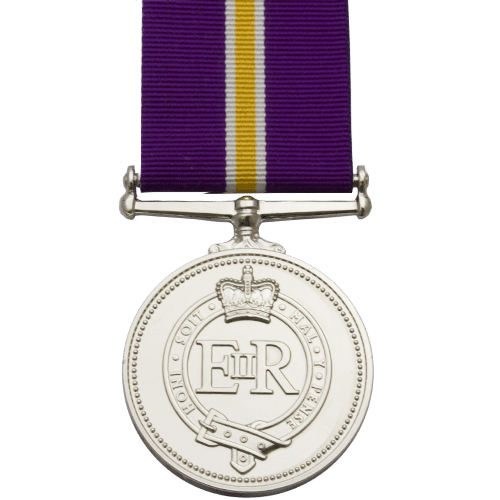Diamond Jubilee Medal Commemorative Reverse