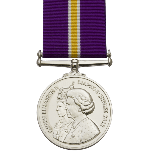 Diamond Jubilee Medal Commemorative