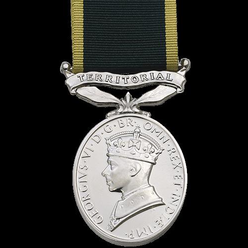 Efficiency Medal GVI