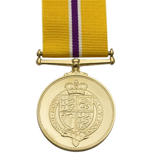Golden Jubilee Medal Commemorative Reverse