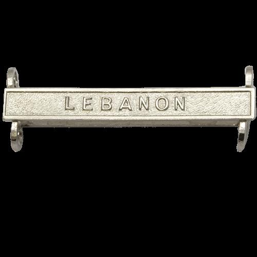 Lebanon Clasp General Service Medal