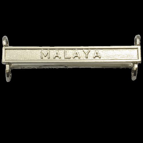 Malaya Clasp General Service Medal