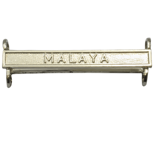 Malaya Clasp General Service Medal