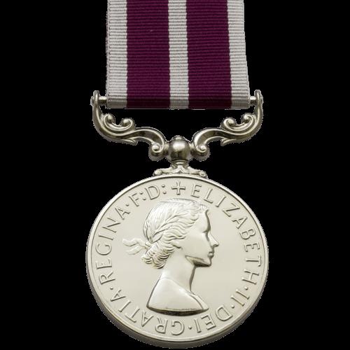 Meritorious Service Medal EIIR