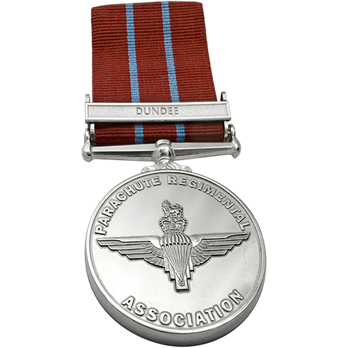 Parachute Regiment Medal Commemorative