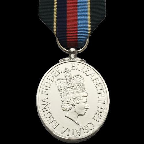 Volunteer Reserves Service Medal VRSM