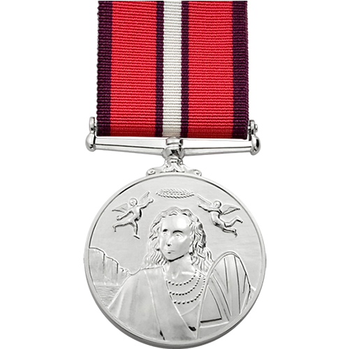 Womens Service Commemorative Medal