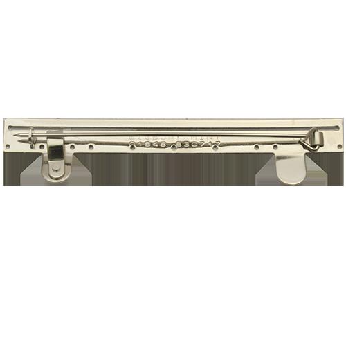 4 Space Medal Brooch Bar Full Size