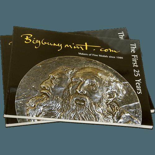 Bigbury Mint Book