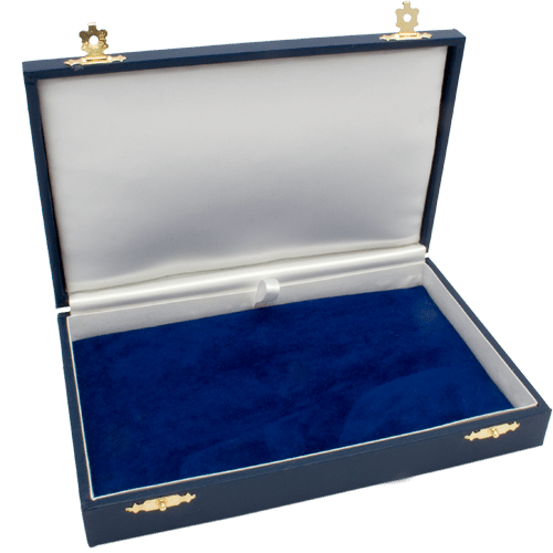 Medal Case Four Space Open