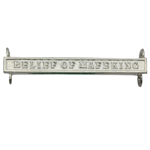 Queens South Africa Clasp RELIEF OF MAFEKING QSA