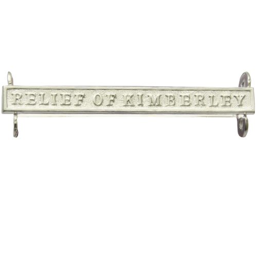 Queens South Africa QSA Clasp RELIEF OF KIMBERLEY