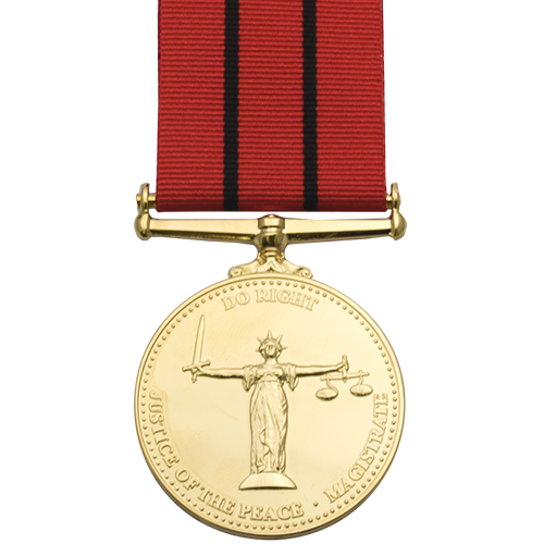 Magistrates Service Medal