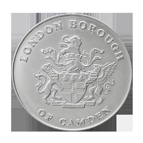 Camden Council Medal