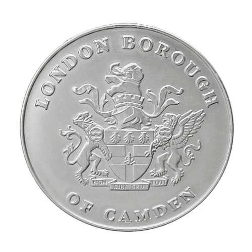 Camden Council Medal