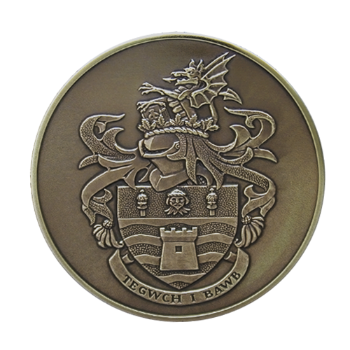 Conwy Council Citizenship Medal