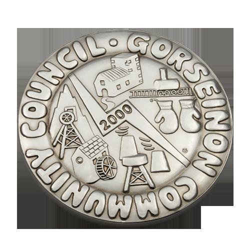 Gorseinon Council Millennium Medal