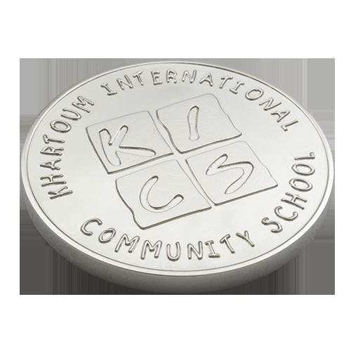 Khartoum International Community School Medal