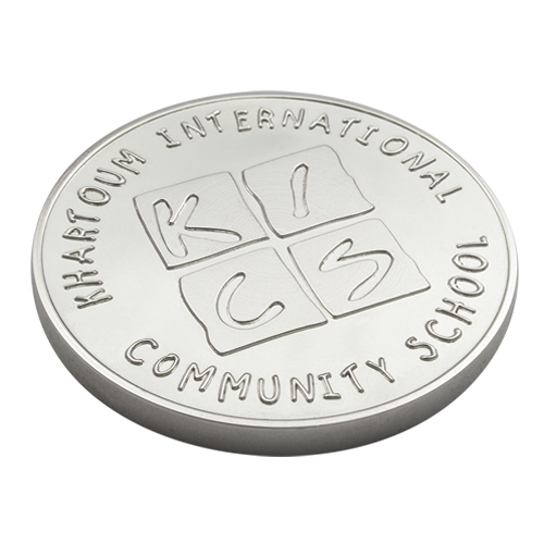 Khartoum International Community School Medal