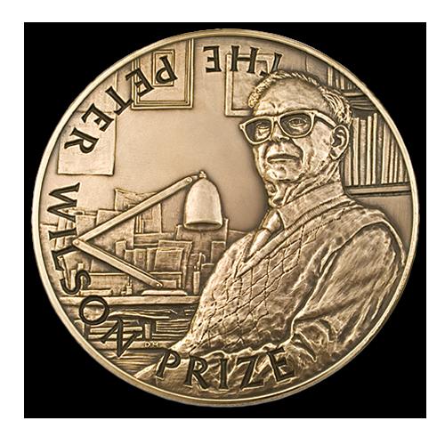 Leeds University Peter Wilson Prize Medal