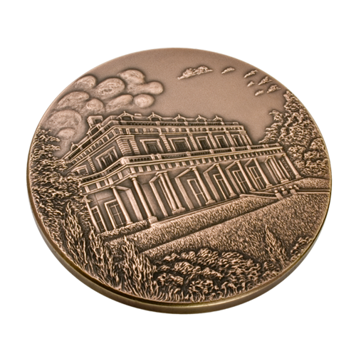 Oxford Brookes University Medal Front