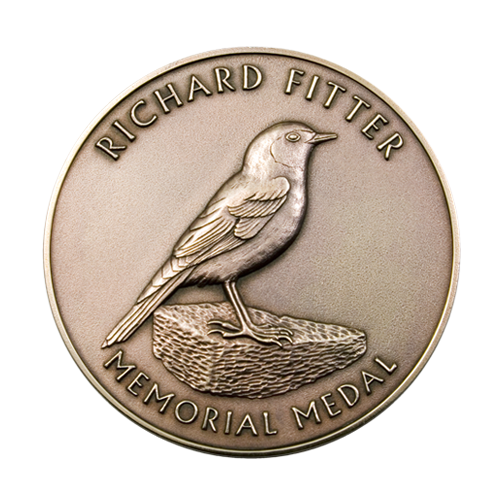 Richard Fitter Memorial Medal