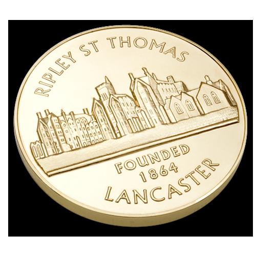 Ripley St Thomas CE Academy Medal