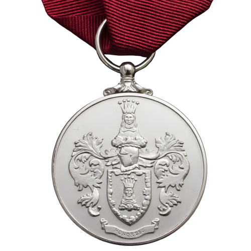 Rochester Cathedral -Mercers' Company Medal