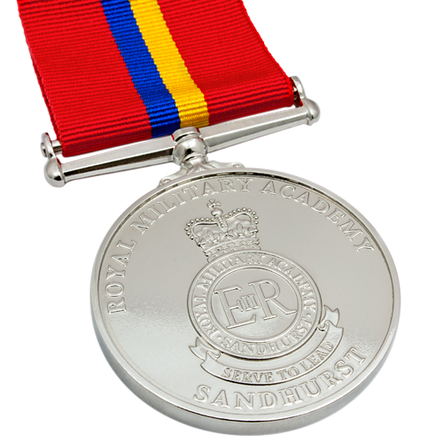 Sandhurst Royal Military Academy Medal