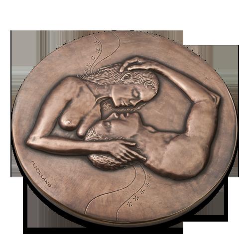 The Promise Art Medal