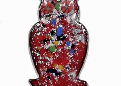 Enamelled Owl