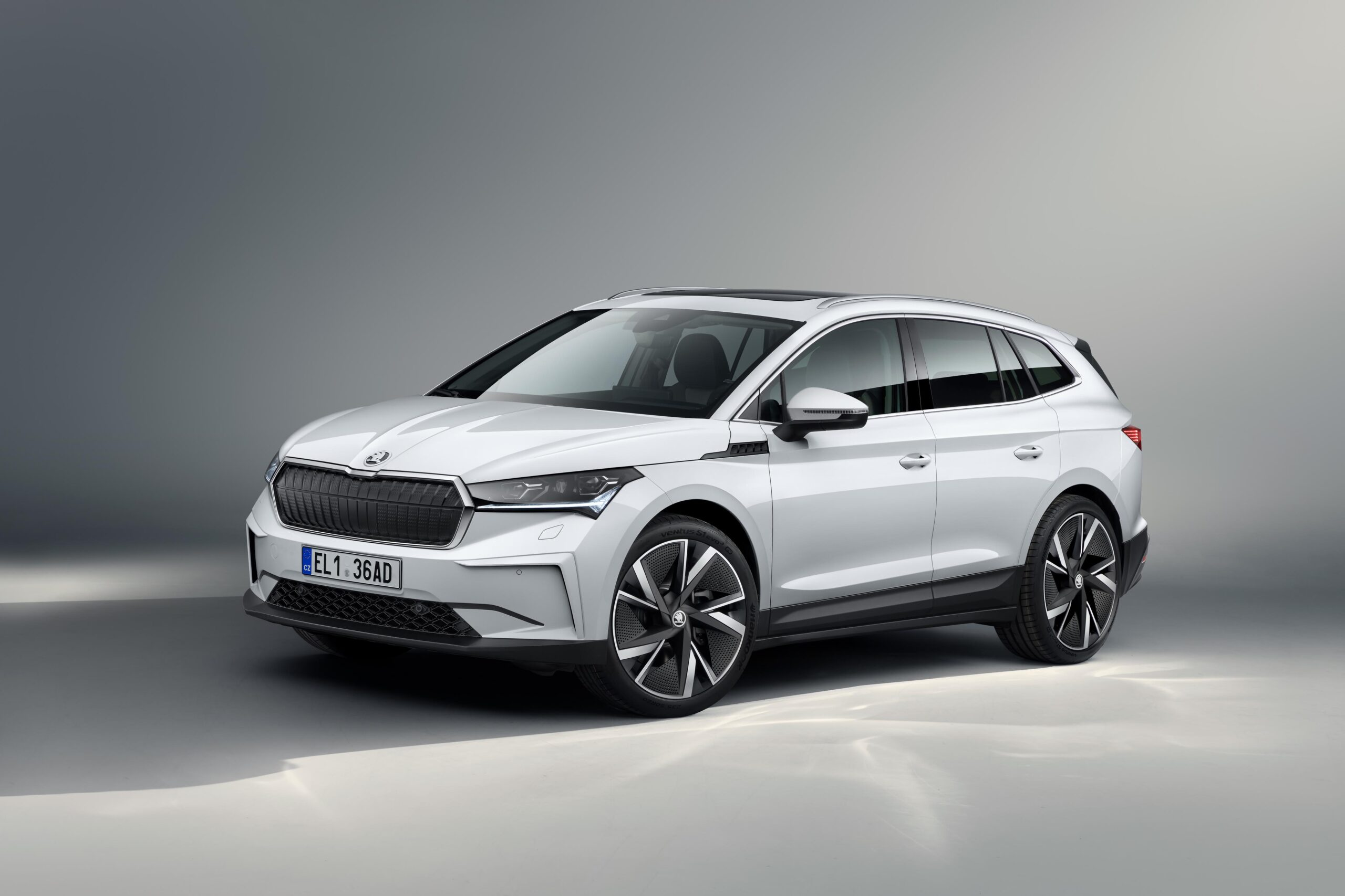 ENYAQ iV: 1st from the Electrified Skoda Mobility