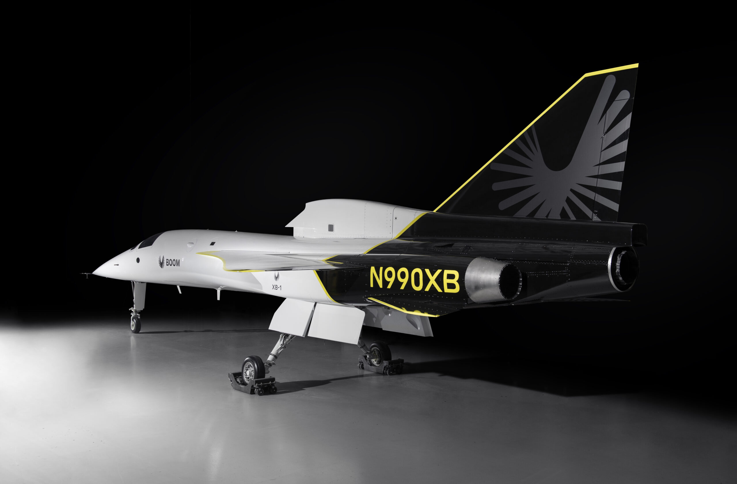 A step ahead to viable Supersonic travel: Boom rolls out XB-1 demonstrator aircraft.