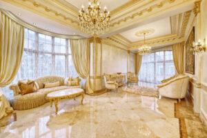 Living Room - Property Hampstead