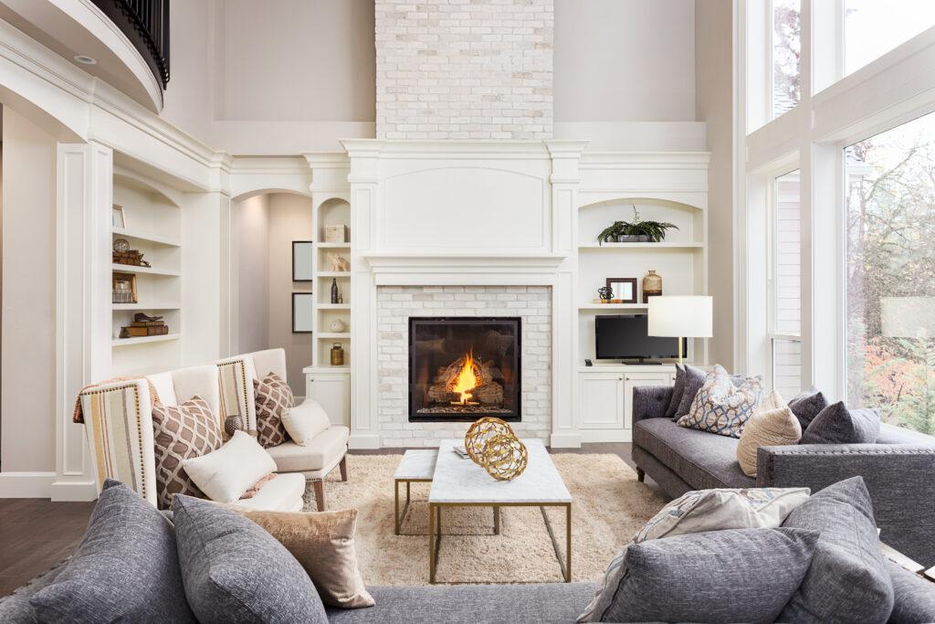 Living Room - Property Hammersmith