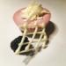 white Chocolate Blackberry Mousse $1.99 ( #502 )